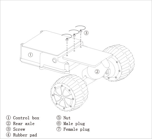 Electric Scooter Motor Diagrams