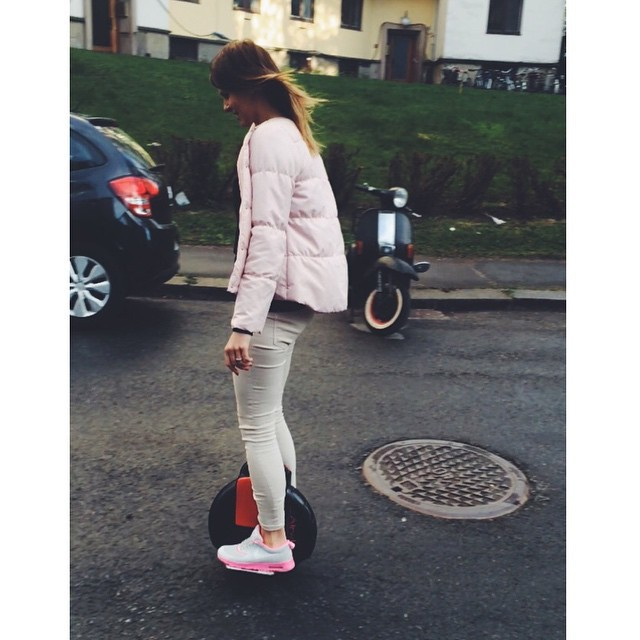 Airwheel X8, Let the trend of electric unicycle sweep the world