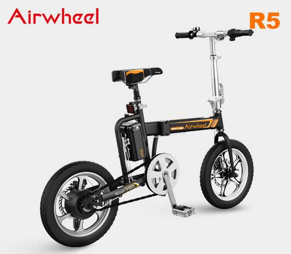 Portable electric bicycles
