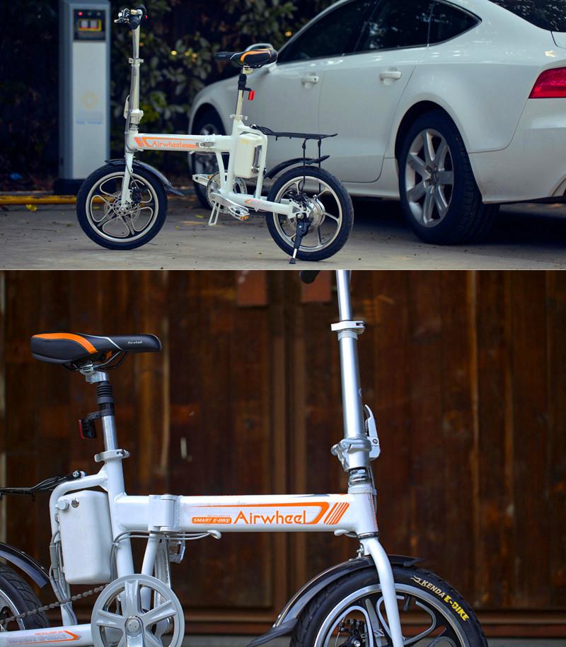 società bicicletta elettrica