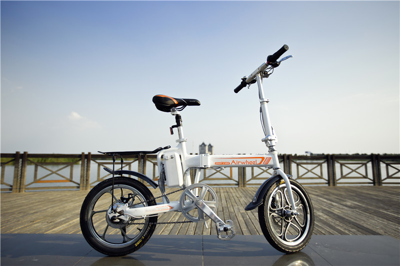 electric aided-bicycle
