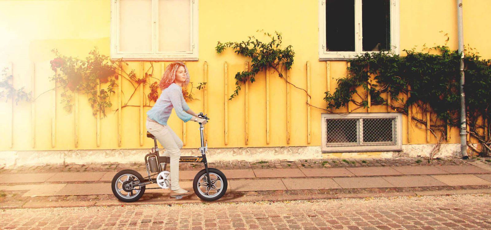 scooter elettrico pieghevole per adulti