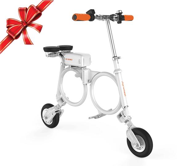 mini folding electric bike