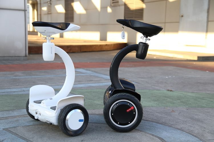 10 inch self balancing electric scooter