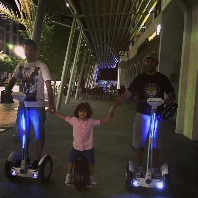 Airwheel S3 2-Rad Elektroroller befreit Menschen aus langweiligen pendeln-Routinen und ungesunde Lebensweise