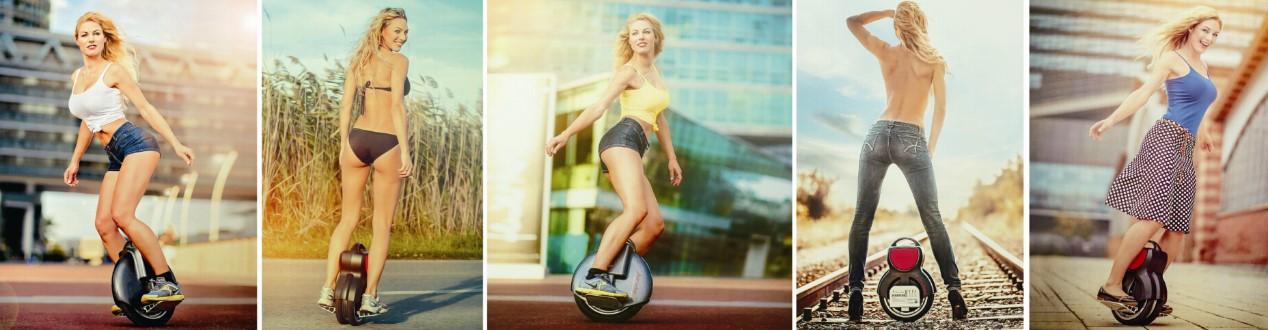 Airwheel monocycles : Petit mais puissant