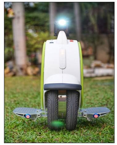 Airwheel eléctrica auto-equilibrio monociclo, el solucionador de problemas de congestión del tráfico