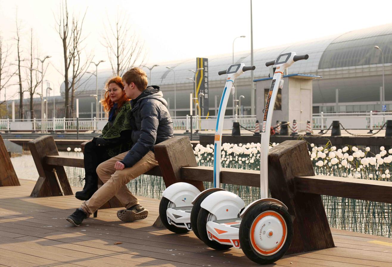 Airwheel S3 2-Rad elektrisches einrad