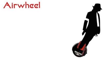 Airwheel auto-équilibrer scooter électrique à être présent à Budapest CONSTRUMA