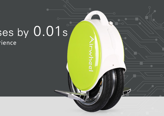 Airwheel Q5, Your First Choice for an Electric Unicycle