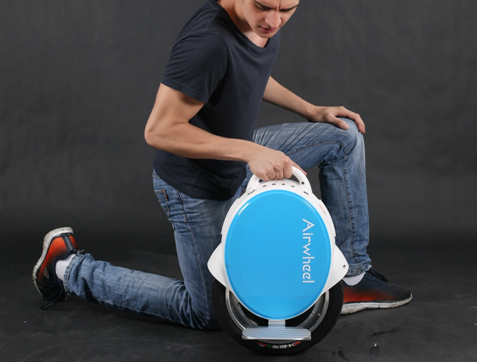 Airwheel Q5 Review: A Different Experience with Electric Unicycle