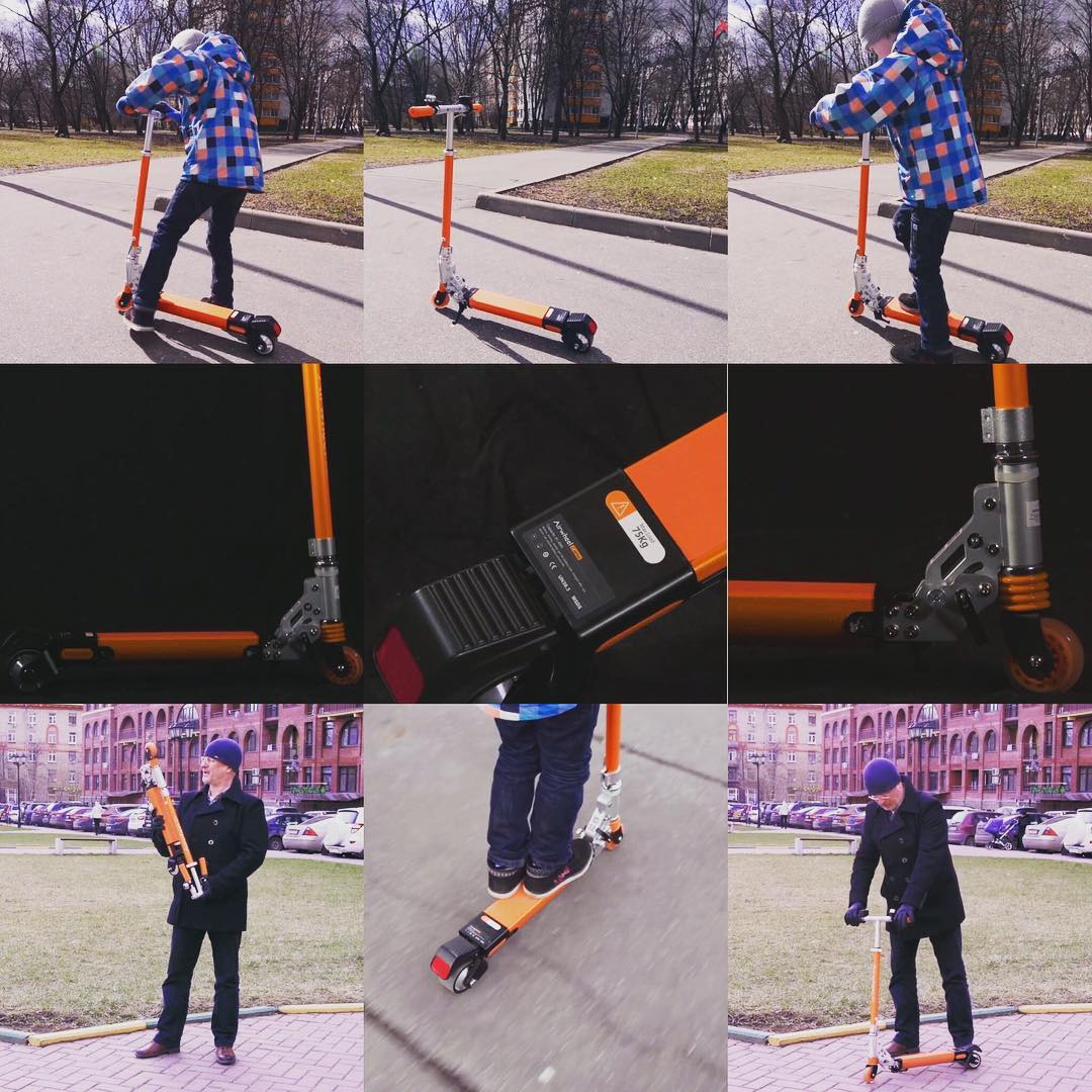 electric drift hoverboard
