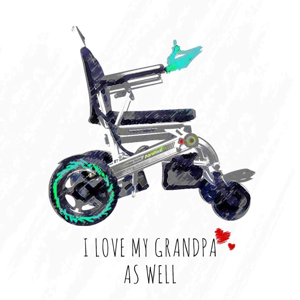 smart electric wheelchair