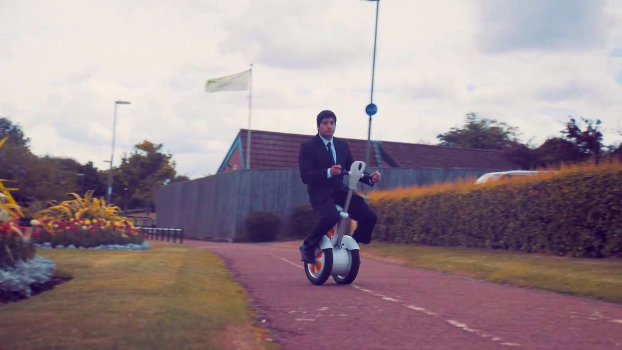 airwheel scooter