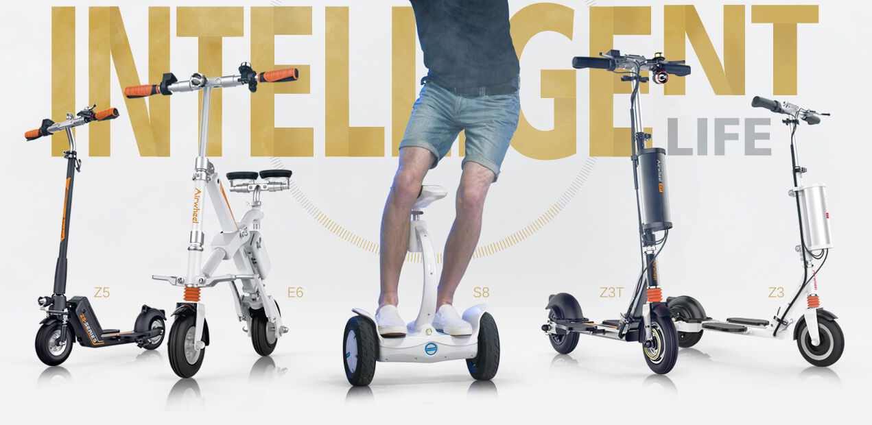 Airwheel Electric Unicycle X3 for Adept Riders to Showcase ...