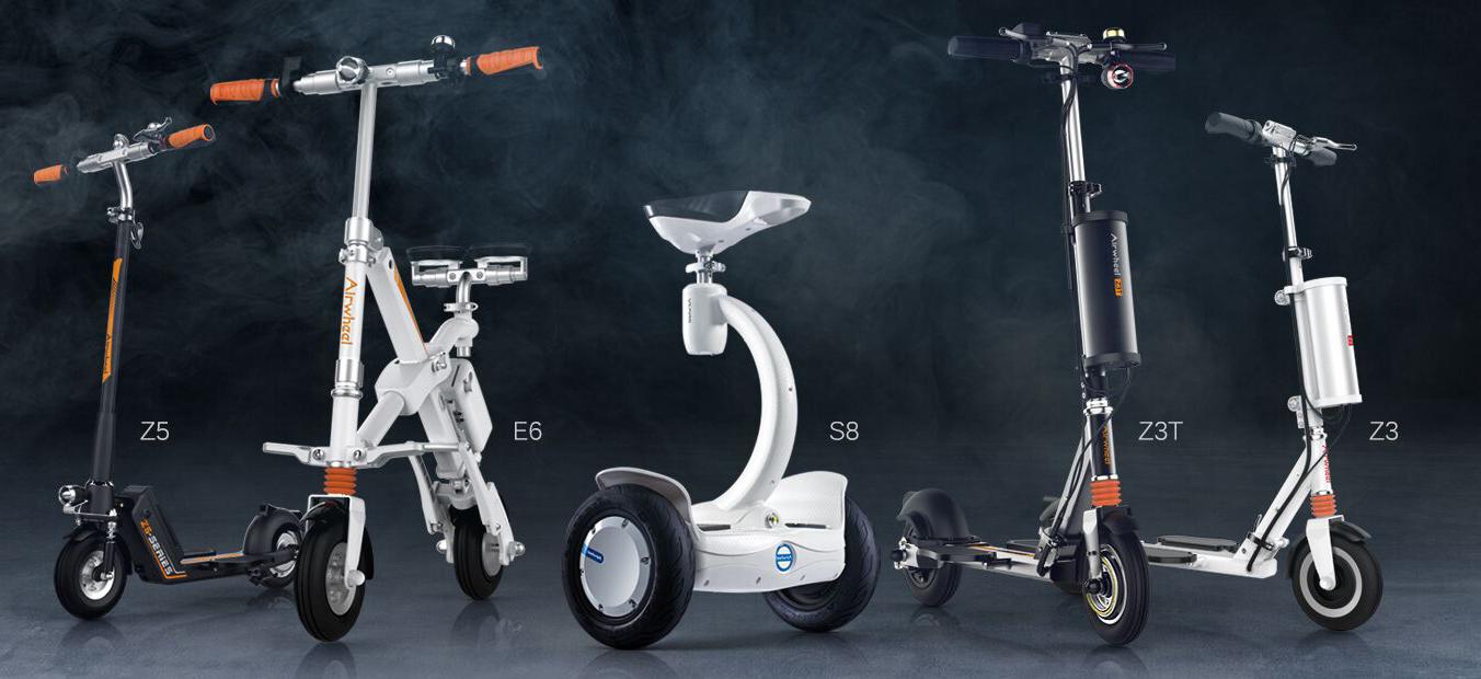 scooters électriques bon marché avec siège