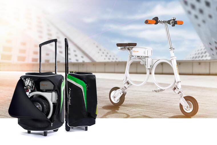 Airwheel E3 backpack Smart E Bike