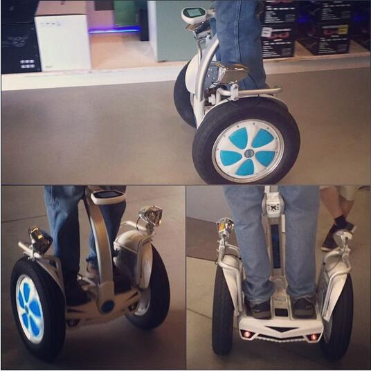 CE certified Airwheel S5 smart scooter hoverboard