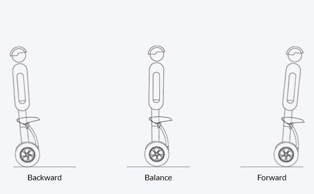 سكوتر التوازن الذاتي