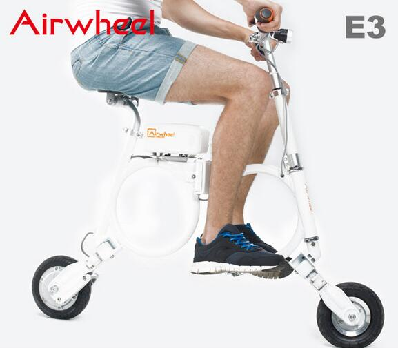 foldable electric bike with app