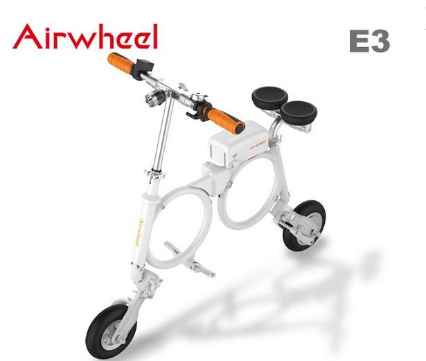 smallest one-second folding bike