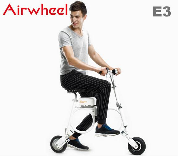 Airwheel E3 backpack folding electric bike