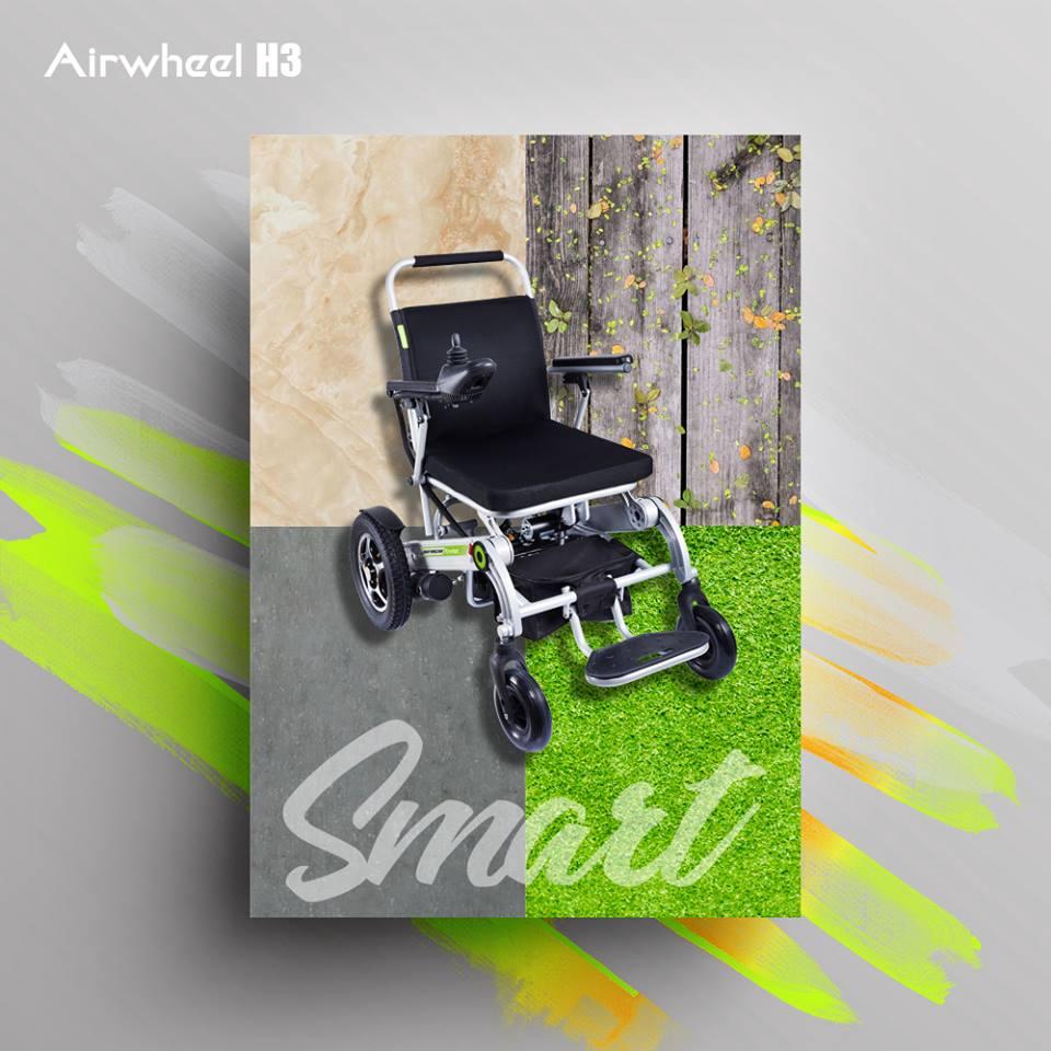 Airwheel H3 smart wheelchair