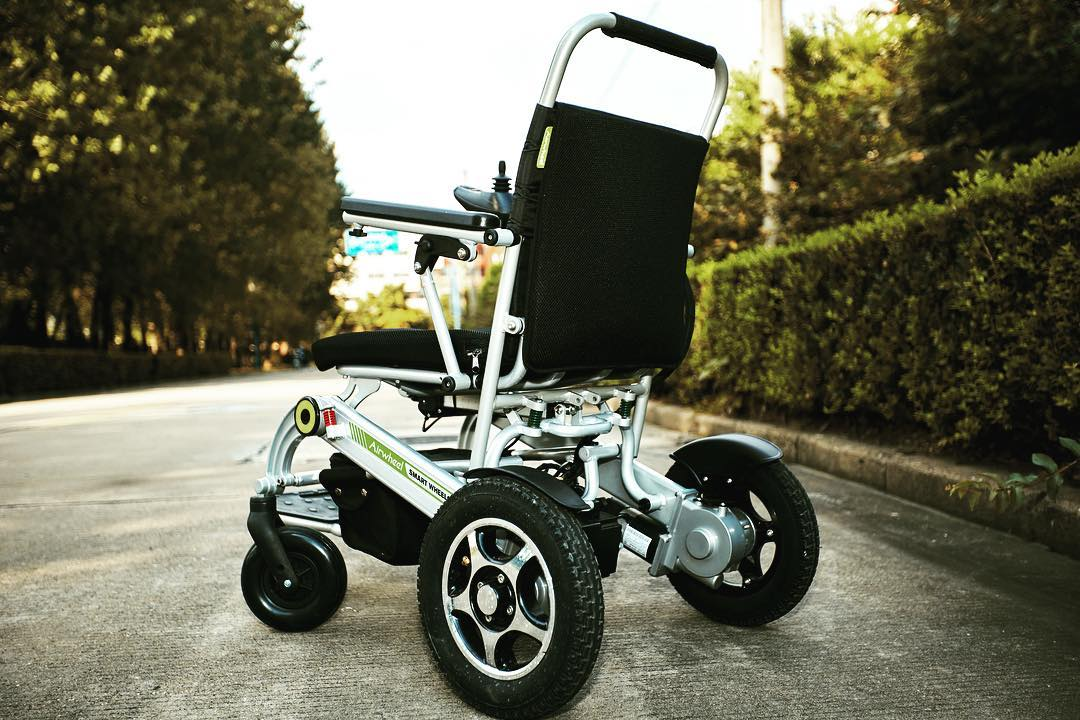Airwheel H3 smart wheelchairs