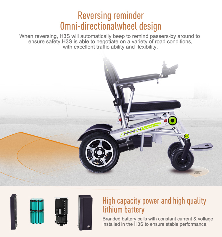 Airwheel H3S health care products