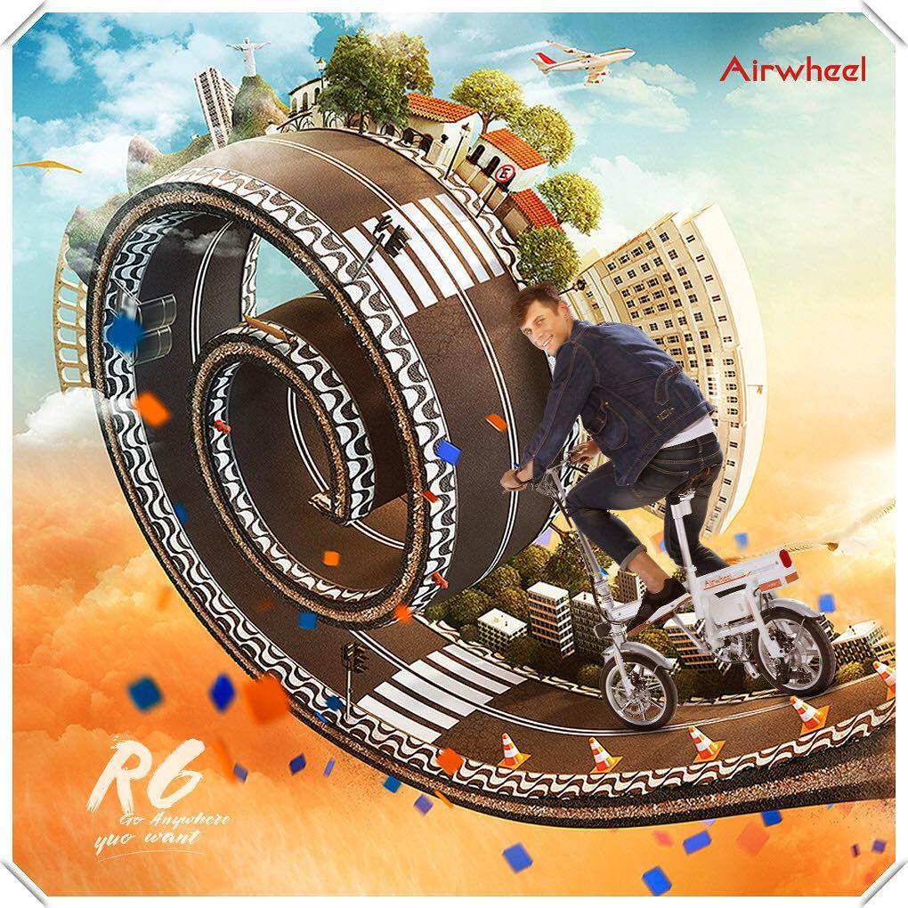 Airwheel R6