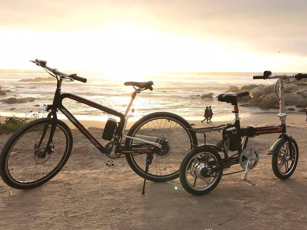 Airwheel bicicleta eléctrica R8