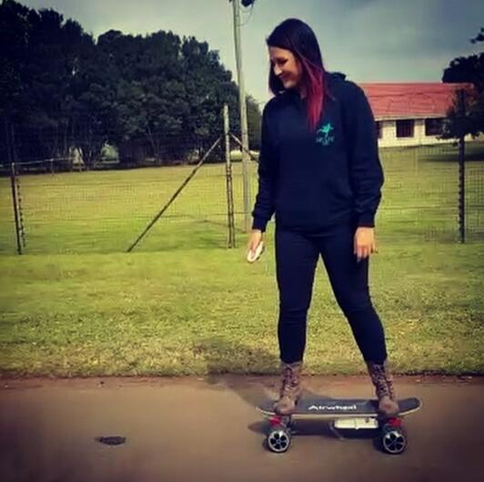 Airwheel hoverboards