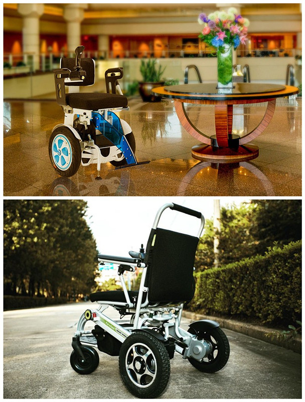 Airwheel smart electric wheelchairs