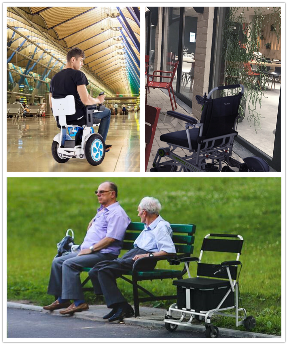 Airwheel smart wheelchairs