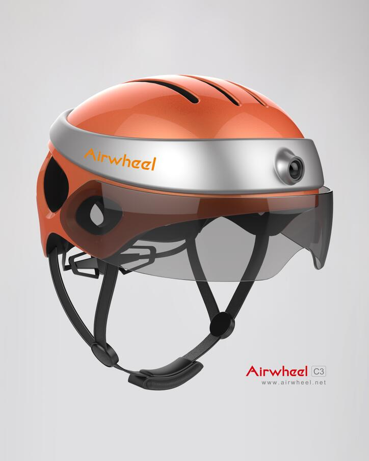 Airwheel c3 helmet for Extreme sports