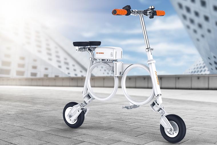 backpack electric bike