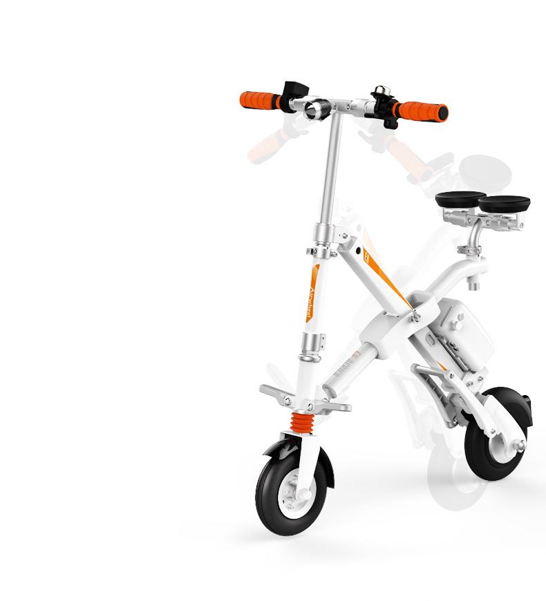 2 wheel electric bike