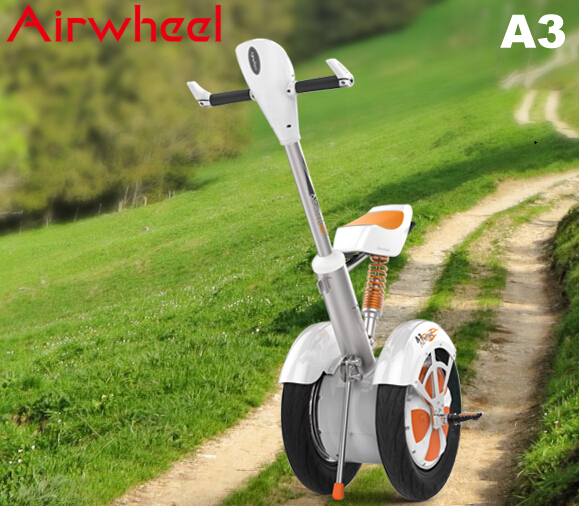 Airwheel Self-balancing Scooter A3: Simple and Yet Marvelous