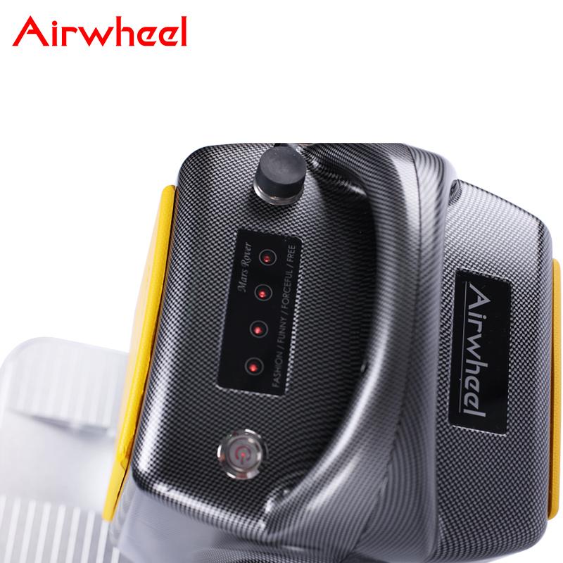 Airwheel, scooter auto-équilibrage