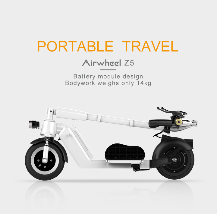 Airwheel Z5 monocycle électrique