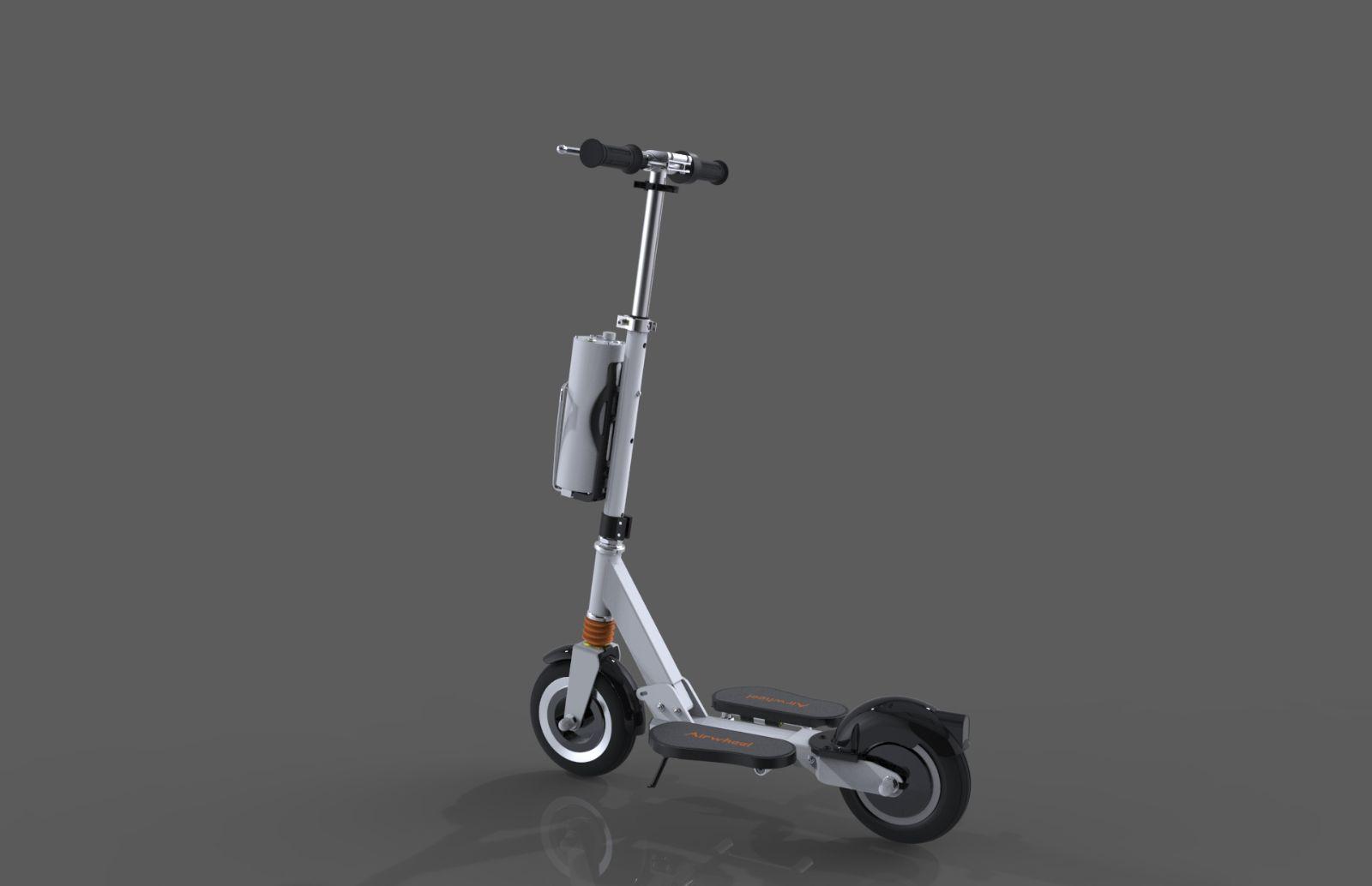 Airwheel Z3 elektrisches einrad