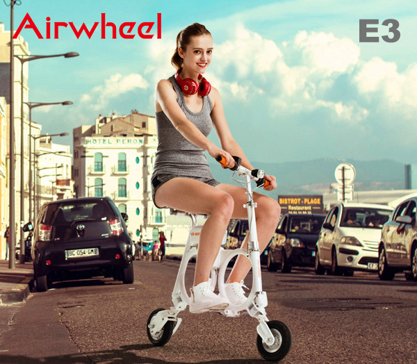 Airwheel E3 backpack e bike