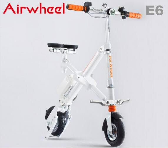 E6 folding electric bike