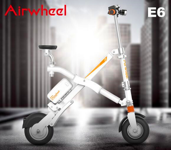 E6 electric folding bike