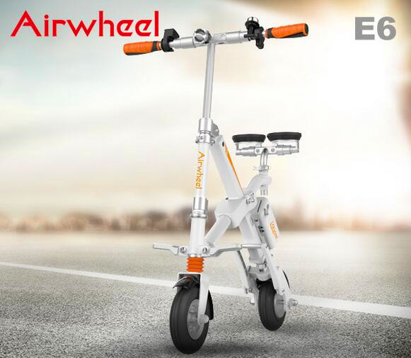 Airwheel E6 smart folding electric bike