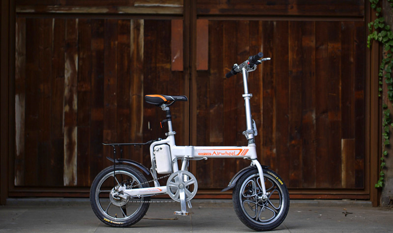 R5 electric aided-bicycle