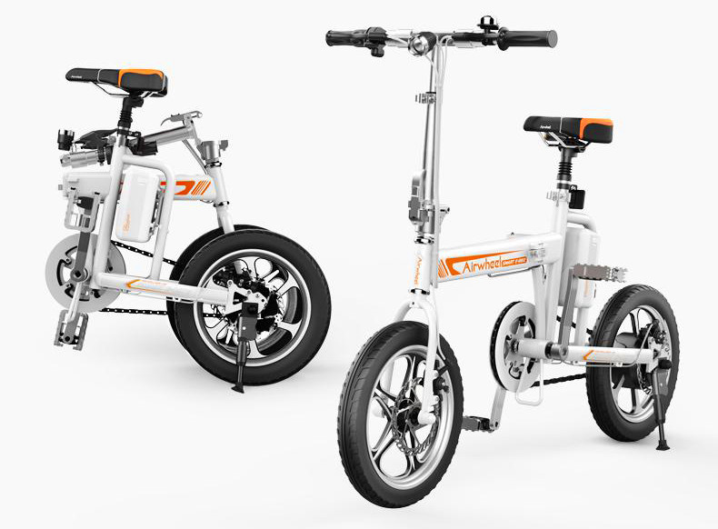 R5 city electric assist bike