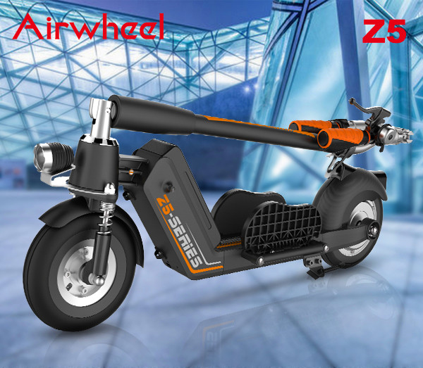 Airwheel intelligent mini electric scooter
