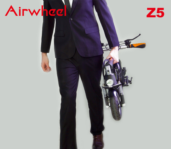 Airwheel intelligent electric scooters