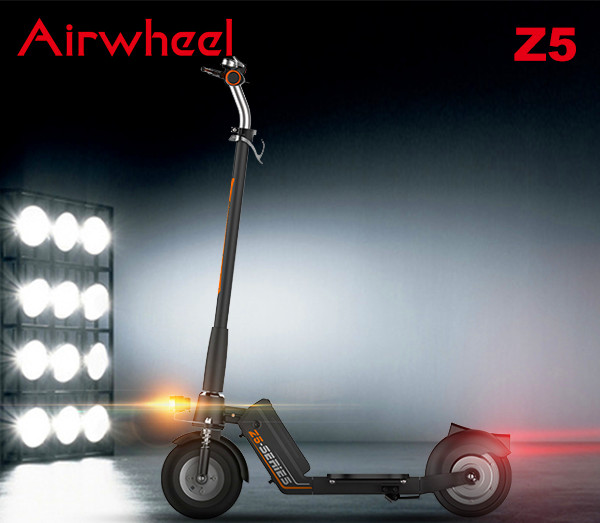 Z5 intelligent motorized scooter